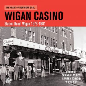 Wigan Casino Soul Club, Station Road, Wigan 1973-1981 - Various Artists LP Vinyl (Outta Sight)