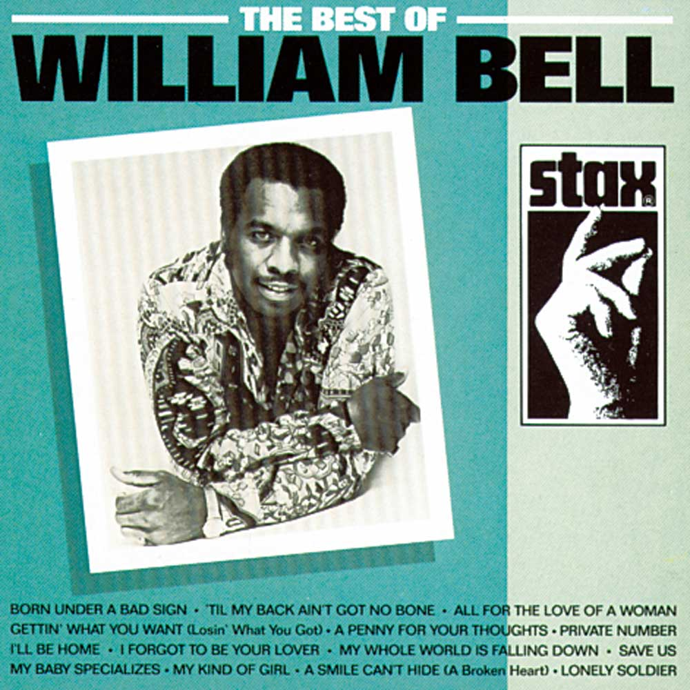 William Bell – The Best Of CD