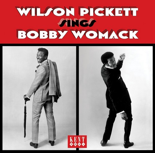 Wilson Pickett Sings Bobby Womack CD