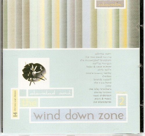 Wind Down Zone Volume 2 - 14 Ultimate Soul Classics - Various Artists CD (Elevate)