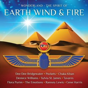 Wonderland - The Spirit Of Earth Wind & Fire CD