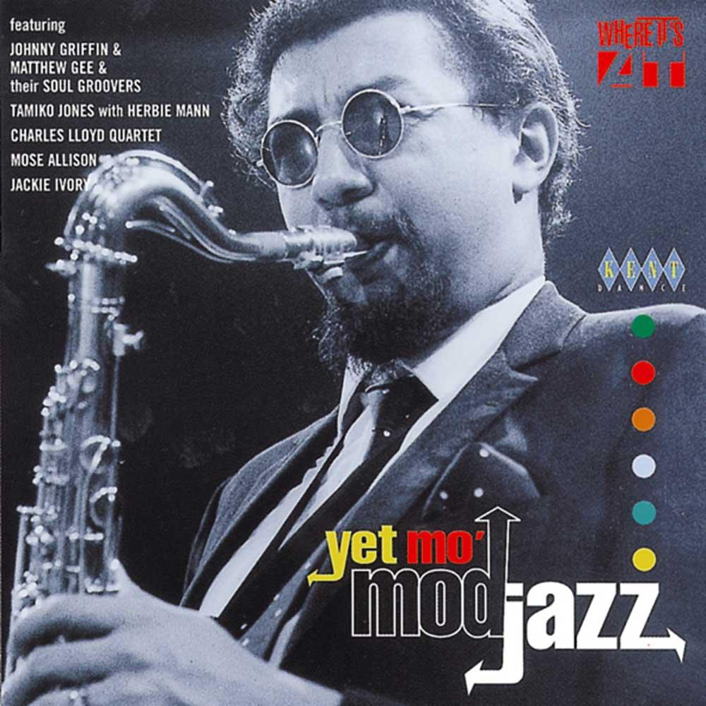Yet Mo' Mod Jazz – Various Artists CD (Kent)